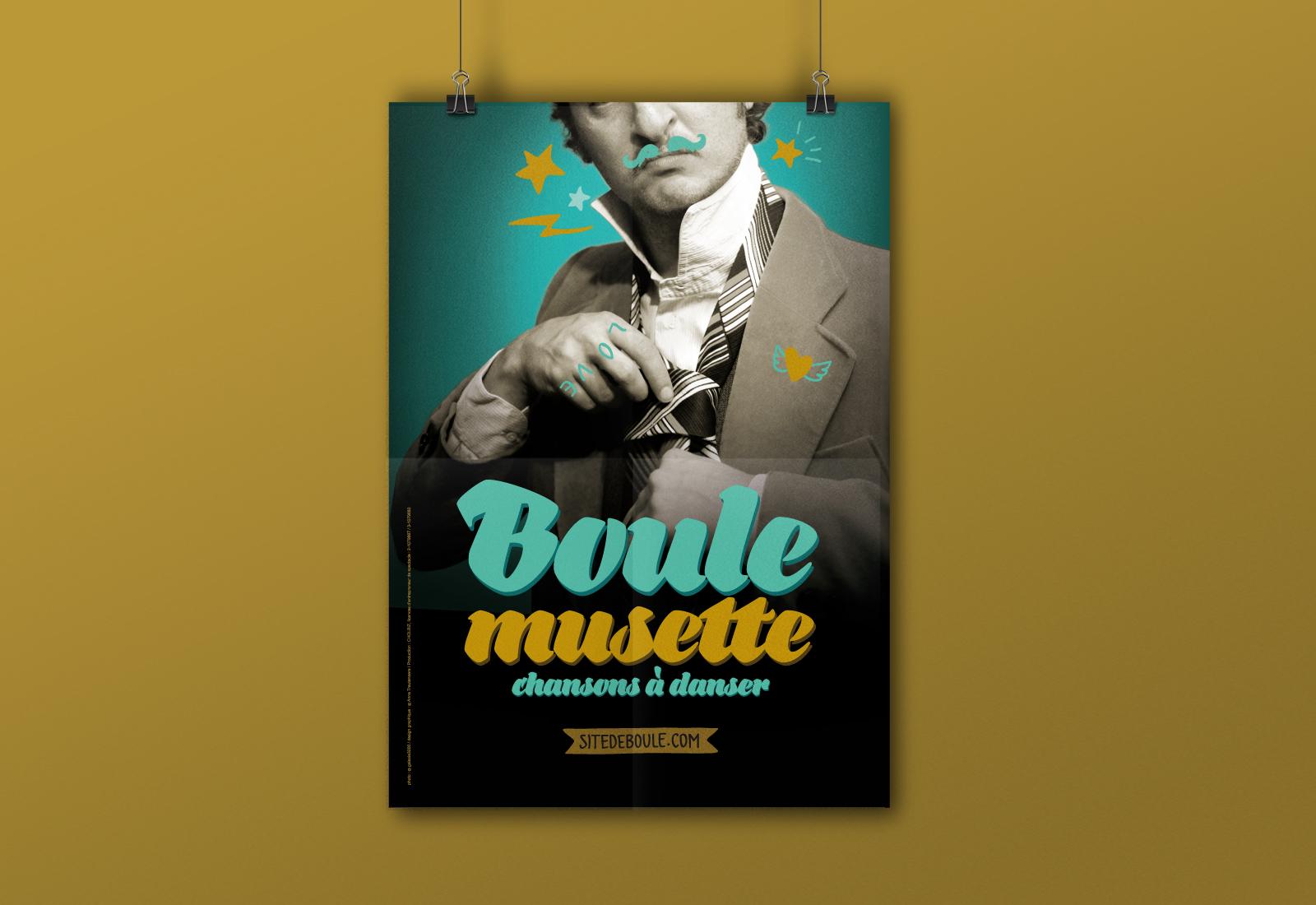 BOULE MUSETTE_AFFICHE